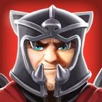 Darkfire Heroes logo