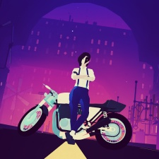Simogo's Sayonara Wild Hearts steals three nominations at the Game Developers Choice Awards