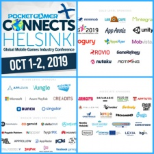 Special thank you to the sponsors for this week's Pocket Gamer Connects Helsinki