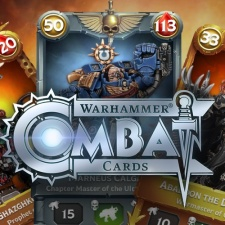 Warhammer Combat Cards boasts Day 7 retention of 34% and 15% payer conversion