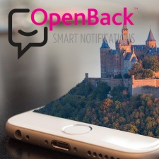 Mobile engagement platform Openback on lower cost, child privacy friendly push notifications using edge computing