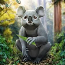Avakin Life offers exclusive virtual Koala to help aid Australia bushfires