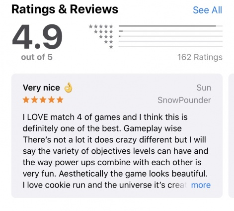 How to improve your App Store rating   Pocket Gamer.biz   PGbiz
