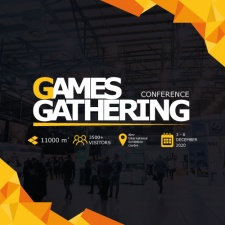 The Games Gathering Conference goes live from tomorrow