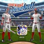 New Star Baseball logo