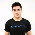 Cabin Yim, chief marketing officer at Fairplay Studios logo