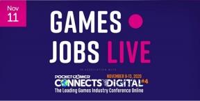 Games Jobs Live @ Pocket Gamer Connects Digital #4 (Online)