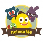 Net marble logo