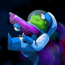 Mobile Game of the Week: Space Frog Intern