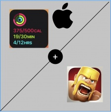 How can iOS widgets help games improve their performance on mobile?