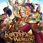 King of Worlds logo