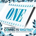 Week-long online conference logo