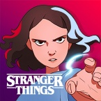 Stranger Things: Puzzle Tales logo