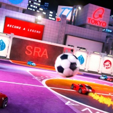 """How Top Gear's """"car football"""" inspired Lavaskull to create Soccer Rally: Arena"""