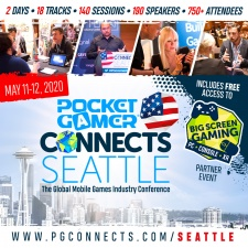 Conference tracks revealed for Pocket Gamer Connects Seattle 2020