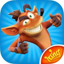 Update: King taps Crash Bandicoot license for new endless runner