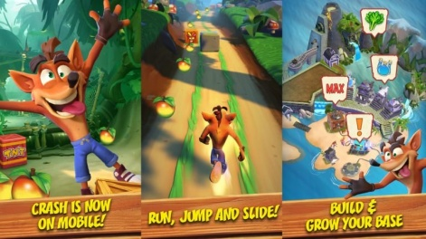 New Leak Reveals Details Of A Crash Bandicoot Mobile Game