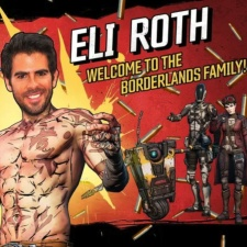 Eli Roth looks set to direct a Borderlands film