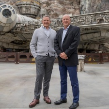 Disney picks Bob Chapek to succeed Bob Iger as CEO