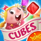 Candy Crush Cubes logo