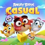 Angry Birds Casual  logo