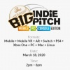 Applications close NEXT WEEK for the Big Indie Pitch @ San Francisco