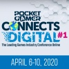 Learn from the best of the best - only at Pocket Gamer Connects Digital #1