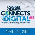 Pocket Gamer Connects Digital #1 logo