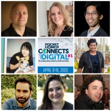 Epic Games, DICE, Niantic Labs, and RocketRide Games to speak at next month's Pocket Gamer Connects Digital #1