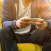 The demand for mobile games rose by 45 per cent this year