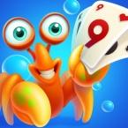 Undersea Solitaire Tripeaks logo