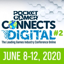 Special thank you to the sponsors for next week's Pocket Gamer Connects Digital #2