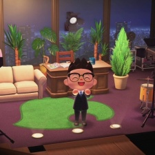 Interview: Why Rogue One screenwriter Gary Whitta started a talk show in Animal Crossing: New Horizons