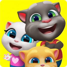 Outfit7's My Talking Tom Friends exceeds seven million pre-registrations in six days