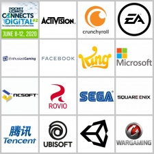 From A to Z - which top companies will you be meeting online at Pocket Gamer Connects Digital #2?