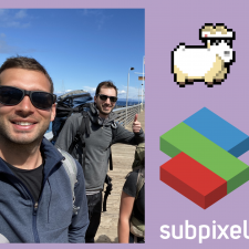 The Big Indie Interviews: Subpixel tell us all about how they mixed hypercasual and retro to create Ready Set Goat