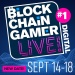 Blockchain Gamer LIVE! to run alongside Pocket Gamer Connects Helsinki Digital in September