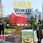 Catan: World Explorers logo
