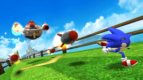 Sonic Dash Has Generated More Revenue Than The Last 5 Sonic Games Combined Pocket Gamer Biz Pgbiz