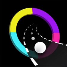 Hypercasual game Color Switch returns with endless runner sequel Color Switch World