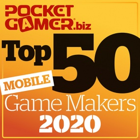 The Top 50 Mobile Game Makers of 2020