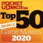 The PocketGamer.biz Top 50 Mobile Game Makers 2020 (Online)