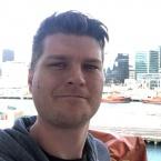 Matt Purchase, solo developer at Anchorite logo