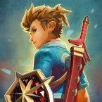 Oceanhorn 2: Knights of the Lost Realm logo