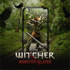New AR title The Witcher: Monster Slayer hunting its way onto mobile devices
