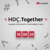 Huawei HDC 2020 begins September 10th with development updates, product reveals and expert keynotes