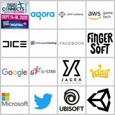 From A to Z - which top companies will you be meeting online at Pocket Gamer Connects Helsinki Digital 2020?