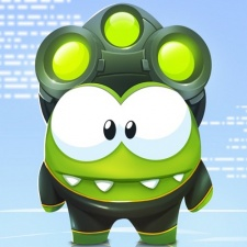 Cut the Rope star Om Nom gets new soft-launched title with Cybernom