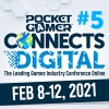The Pocket Gamer Connects Digital #5 meeting platform is now LIVE!