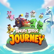 Angry Birds Journey soft launch takes flight